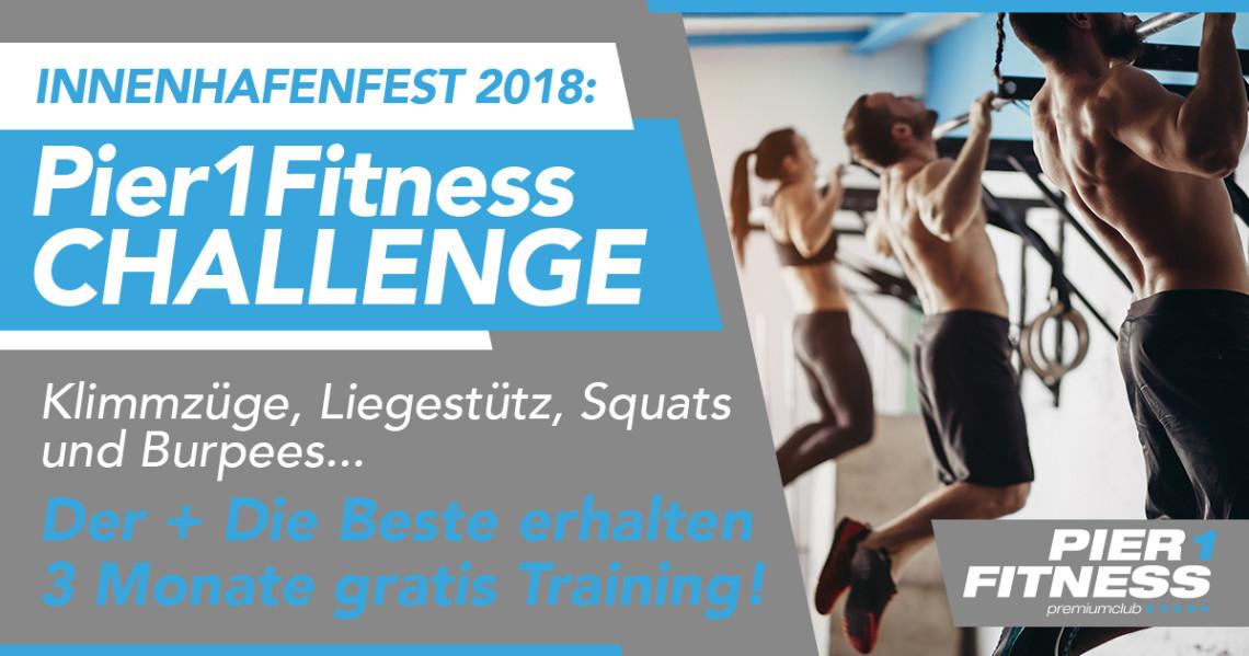 Pier 1 Fitness herausvorderung | pier 1 fitness