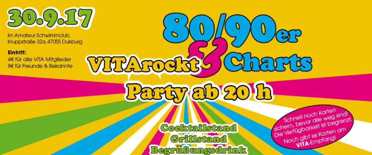 VITA Rockt Party | Dein Ruhrgebiet