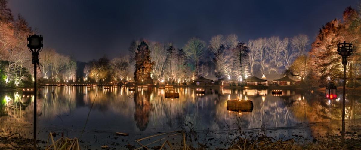 Mittelalter Weihnachtsmarkt Dortmund.Mittelalterlicher Lichter Weihnachtsmarkt Dein Ruhrgebiet