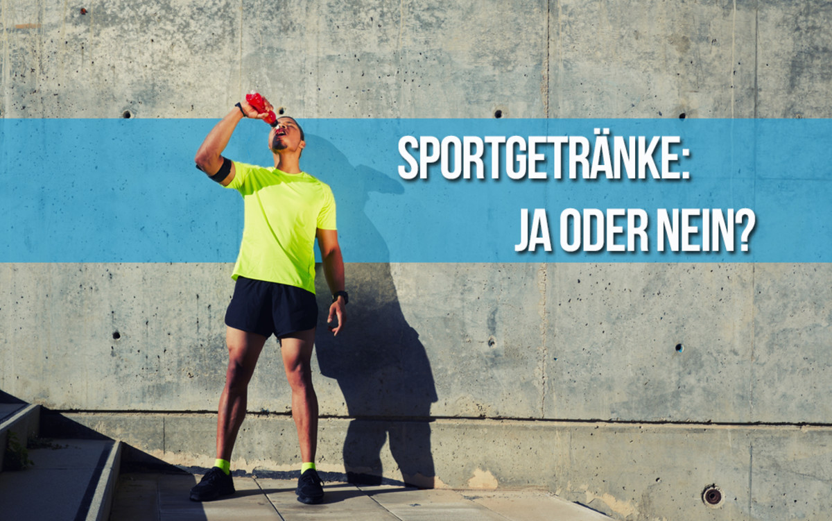Sportgetränke: Ja oder Nein? | ZIVA Fitness Nation