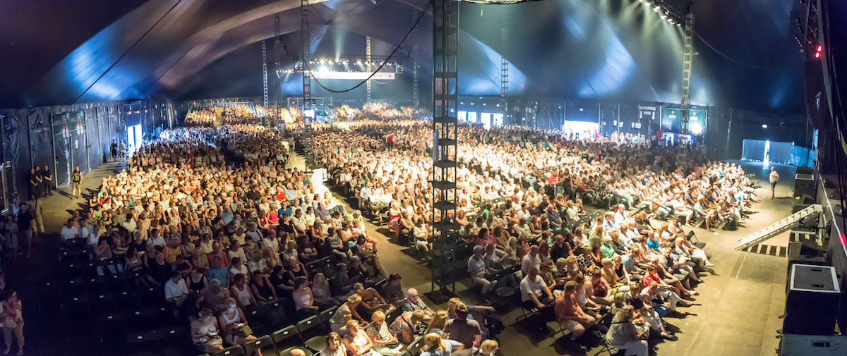 Eventzelte Zeltfestival Ruhr