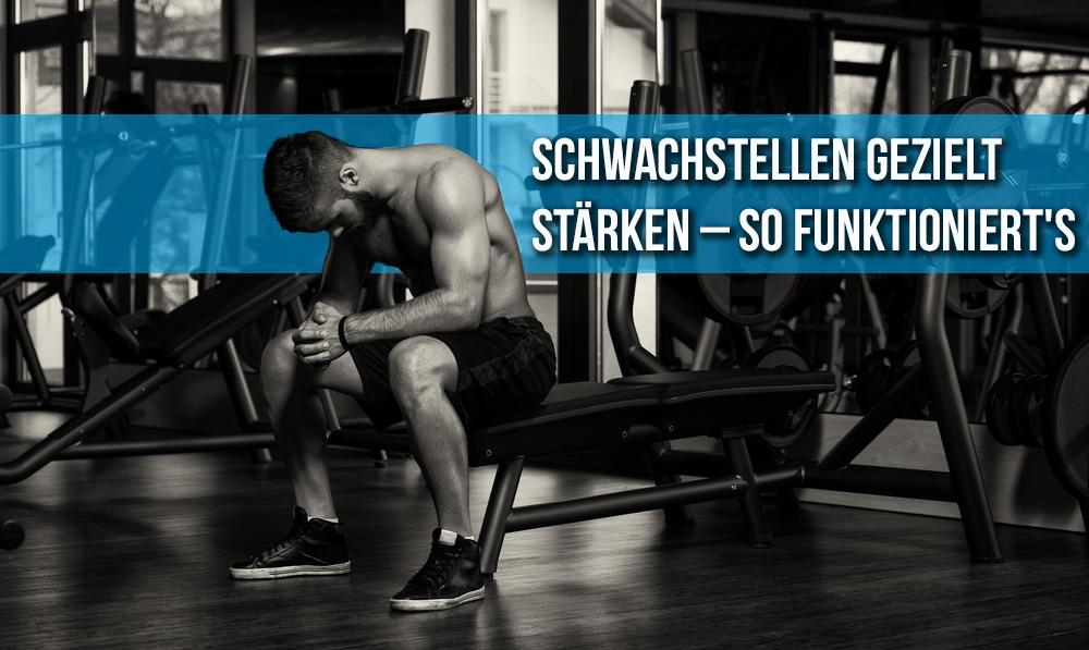 Schwachstellen gezielt stärken – so funktioniert\'s | ZIVA Fitness Nation